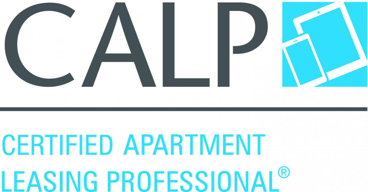 The Certified Apartment Leasing Professional logo