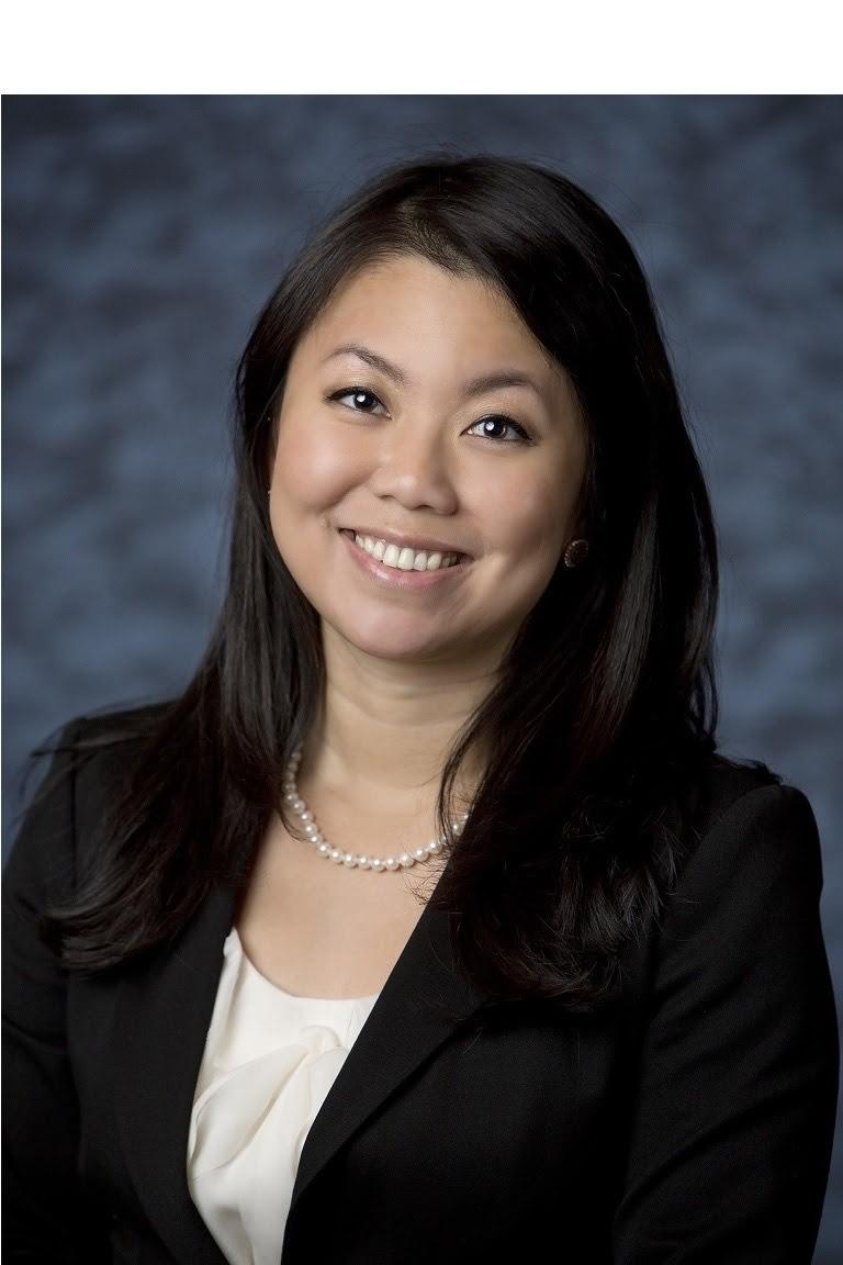 A headshot of Julie Chu Zhang