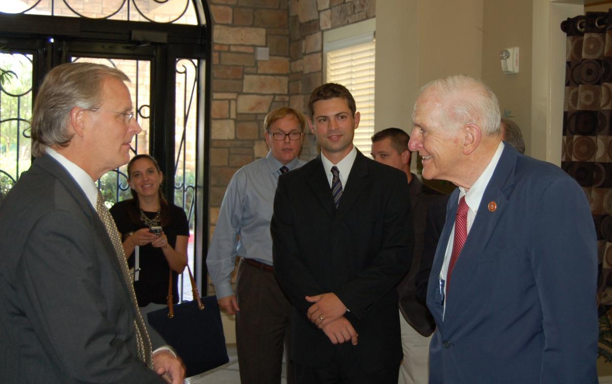 Congressman Johnson Apartment Tour