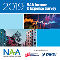 2019 Rental Housing Income & Expenses Survey