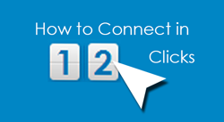 Learn How to Get Connected