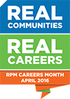 RPM Careers Month Logo