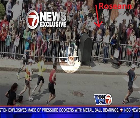 Boston Marathon Bomb Photo