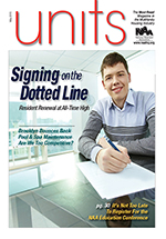 Read the May issue of UNITS