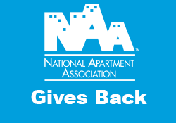 NAA Gives Back
