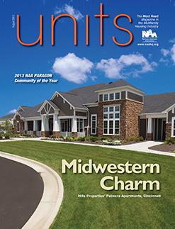 UNITS Magazine, August 2013
