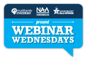 Webinar Wednesday Logo
