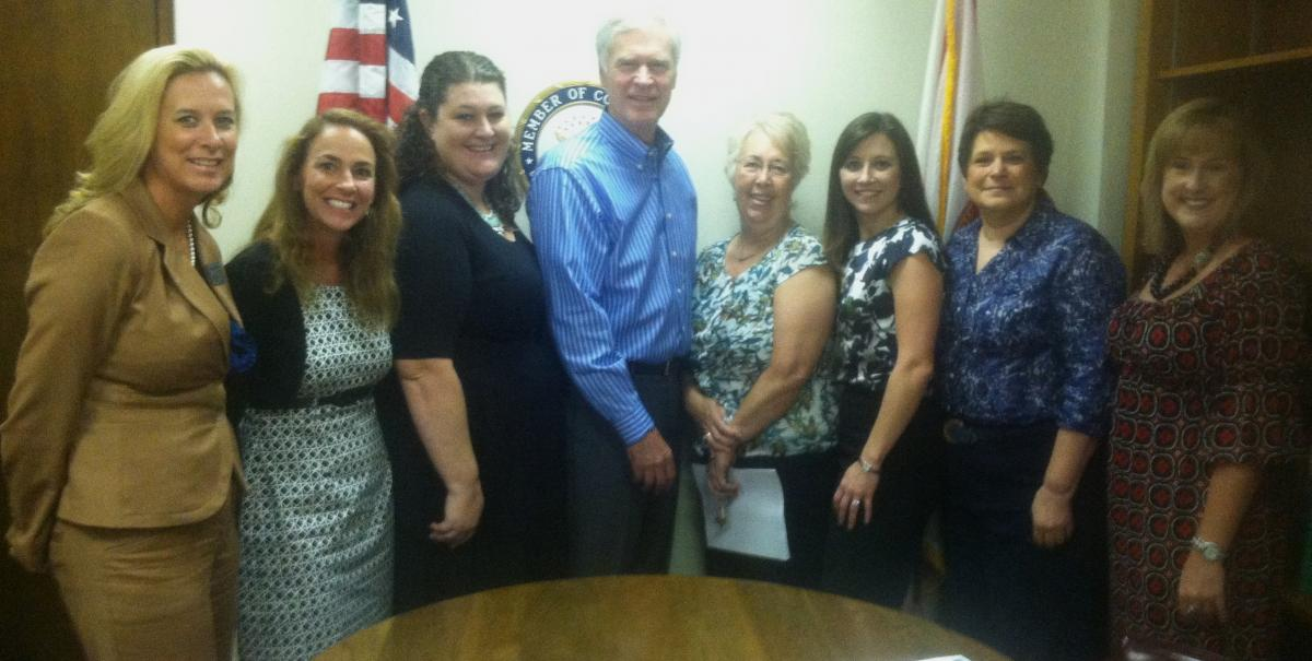 FCAA Meets with Rep. Crenshaw