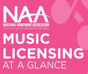 Music Licensing Chart