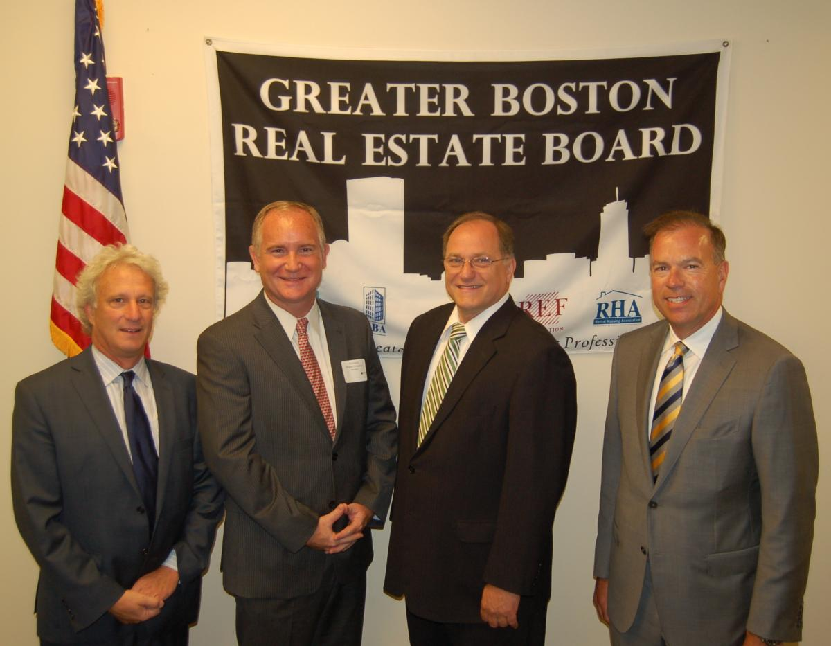 Representative Capuano and member of Greater Boston
