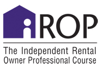 Independent Rental Owner Professional Course