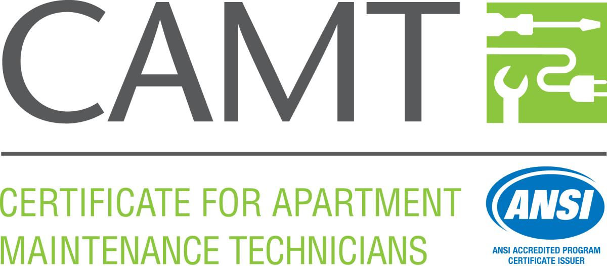 Certificate For Apartment Maintenance Technicians National