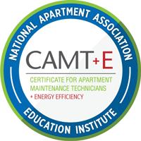 CAMT+E logo