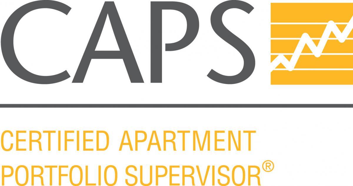 Certified Apartment Portfolio Supervisor logo