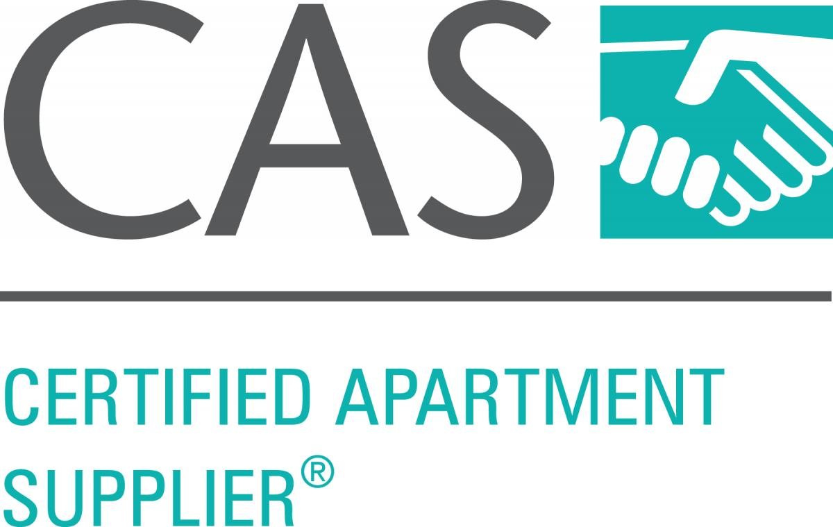 Certified Apartment Supplier logo