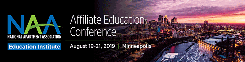 Affiliate Education Conference 2019
