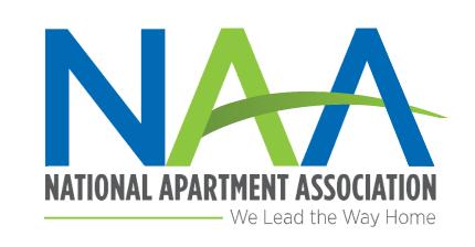 The NAA logo