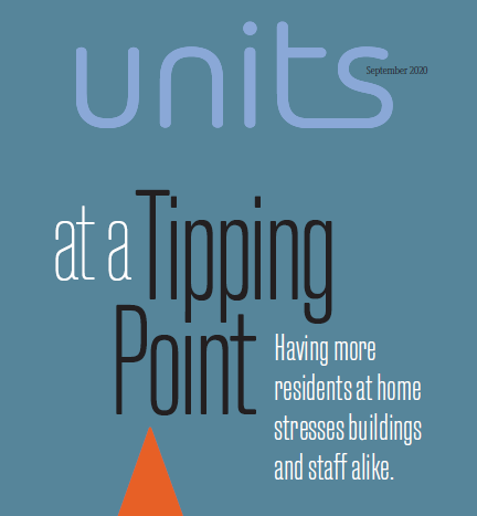 Units Magazine August